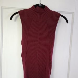 INC mock turtleneck sweater